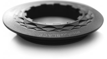absolute Black Aluminium Kassettenabschlussring für Shimano 13 Zahn Ritzel schwarz