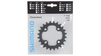 Shimano XT 10-fach Kettenblatt 24 Zähne (AE) 4-Loch (64mm) für FC-M770