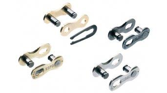 SRAM PowerLink Kettenschloss Verschlussglied für alle SRAM 9-fach-Ketten gold 1-er-Pack (Abb. ähnlich))