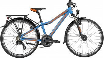 Bergamont Vitox ATB 24 Kinder Komplettbike Jungen-Rad Gr. 32cm cyan/orange (matt) Mod. 2017
