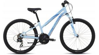 Specialized Hotrock 24 21-spd Girl MTB Komplettbike Kinder-Rad Gr. 27,9cm (11) blue Mod. 2016