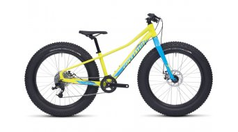 Specialized Fatboy 24 Fatbike Komplettbike Kinder-Rad 30,5cm (12) gloss Mod. 2017