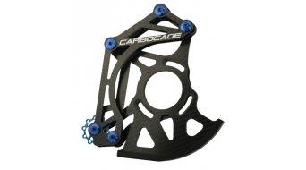 Carbocage DH Carbon Kettenführung 35-38T