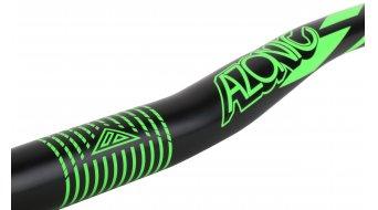 Azonic World Force 318 Lenker 31.8x750mm 18mm-Rise black/neon green Mod. 2016