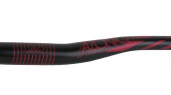 Azonic World Force 318 Lenker 31.8x750mm 18mm-Rise black/red Mod. 2016