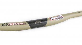 Renthal Fatbar Carbon Riser Lenker 31.8x780mm 10mm-Rise gold - Limited Edition