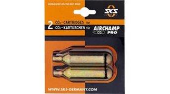 SKS Airchamp Pro CO2 16gr CO2