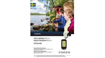 Garmin TOPO Schweden V4 PRO Götaland (DVD+microSD/SD-Karte)