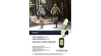 Garmin TOPO Schweden V4 PRO Mellersta & Södra Norrland (DVD+microSD/SD-Karte)