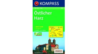 Kompass Wanderkarte Östlicher Harz (inkl. Aktiv-Guide) - 1:50.000
