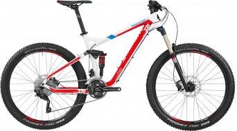 Bergamont Trailster 6.0 27.5 MTB Komplettbike Herren-Rad Gr. M pearl white/red/blue Mod. 2016