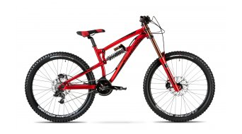Dartmoor Roots Pro 650B / 27.5 Komplettbike red devil