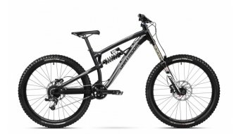 Dartmoor Roots 650B / 27.5 Komplettbike black angel