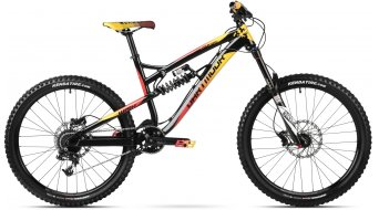 Dartmoor Wish Bikepark 26'' Komplettbike black/miami vice