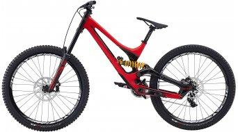 Specialized S-Works Demo 8 FSR Carbon 650B / 27.5 MTB Komplettbike Gr. L red/carbon Mod. 2016