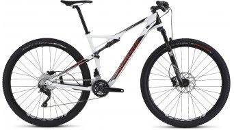 Specialized Epic FSR Comp Carbon 29 MTB Komplettbike Gr. S gloss/white/black/red Mod. 2016