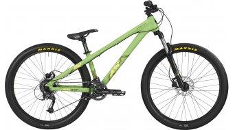 Bergamont Kiez 040 8-Speed 26 MTB Komplettbike Herren-Rad mint/neon yellow Mod. 2016
