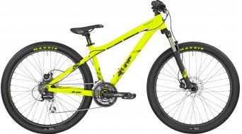 Bergamont Kiez Flow 26 MTB Komplettbike neon yellow/black (matt) Mod. 2017