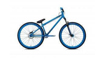 NS Bikes Metropolis 1 26 Komplettbike Gr. Unisize blue Mod. 2016