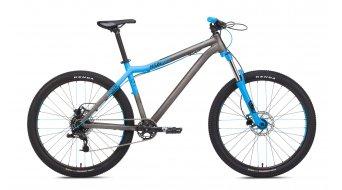 NS Bikes Clash Komplettbike Gr. M dark raw/blue Mod. 2017