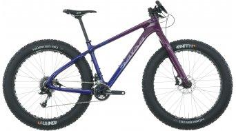 Salsa Beargrease Carbon X7 26 Fatbike Komplettrad purple/blue Mod. 2017