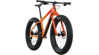 Salsa Beargrease Carbon GX 2x10 26 Fatbike Komplettbike red/orange fade Mod. 2017