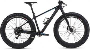 Specialized Fatboy Expert Carbon 26 Fatbike Komplettbike Gr. S satin carbon/black/blue fade Mod. 2016
