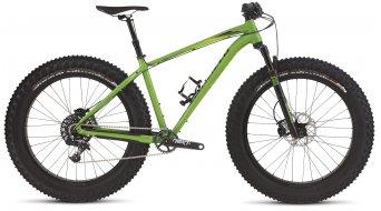 Specialized Fatboy Pro Trail 26 Fatbike Komplettbike gloss moto green/black/green fade Mod. 2017