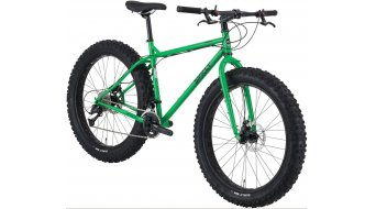 Surly Pugsley 26 Fatbike Komplettrad Gr. L grassy green Mod. 2016
