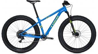 Trek Farley 9 650B / 27.5 Fatbike Komplettbike matte waterloo blue Mod. 2016