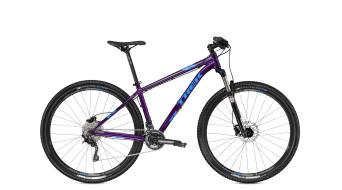 Trek X-Caliber 9 29 MTB Komplettbike Gr. 54.6cm (21.5) purple lotus/waterloo blue Mod. 2016