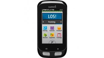 Garmin Edge 1000 Performance Segmente GPS Bikecomputer schwarz