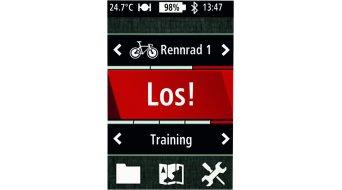 Garmin Edge 810 Bundle GPS-Fahrradcomputer+ Premium HF-Brustgurt GSC10 + Straßenkarte CN Europa