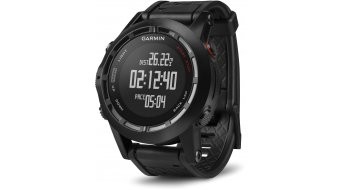 Garmin fenix 2 Performer Bundle GPS Multisport Uhr (inkl. Premium HF-Brustgurt Run) schwarz