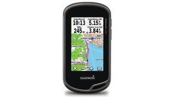 Garmin Oregon 600 Bundle GPS-Navigationsgerät + 2012 Pro microSD