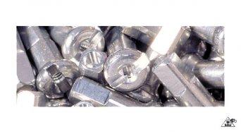 DT Alunippel 2.0mm 2.0x12mm silber