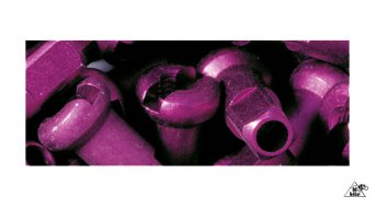 DT Alunippel 2.0mm 2.0x12mm violett