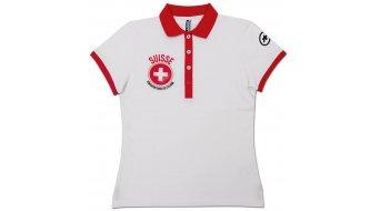 Assos suissefed Polo-Shirt kurzarm Damen-Polo-Shirt Lady Swiss
