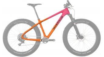 Salsa Beargrease Carbon 26 Fatbike Rahmenkit pink/orange Mod. 2016