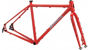 Salsa Marrakesh Drop Bar 700C Reiserad Rahmenkit red Mod. 2017