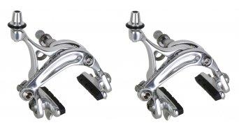 Campagnolo Veloce Bremsenset Vorderrad & Hinterrad Dual Pivot silber BR15-VLSDP