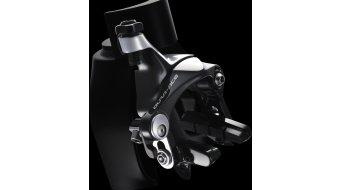 Shimano Dura Ace Bremskörper Hinterrad Direct-Mount BR-9010, Montage an der Kettenstrebe