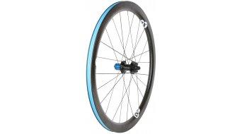 AX Lightness U 45C D Tune Ultra Clincher 3K-Carbon Rennrad Disc Laufrad Hinterrad 24 Loch Shimano/SRAM-Freilauf - VORFÜHRTEIL