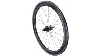 Zipp 454 NSW Rennrad Carbon Laufrad Loch schwarz