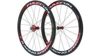 Fulcrum Racing Speed XLR Carbon 28 Laufrad Satz carbon (Schlauchreifen)