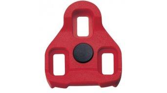 Exustar E-ARC10 Cleats LOOK-KEO/EPS-R kompatibel rot
