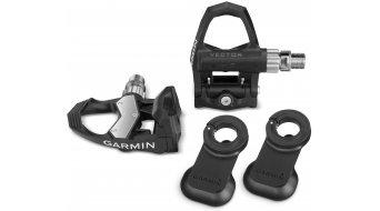 Garmin Vector 2 Pedal Wattmess-System Kurbeldicke) schwarz/silber