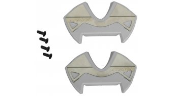 Time X-Presso Edelstahl Pedal-Plattform austauschbar grey
