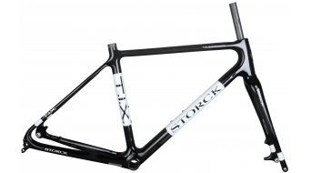 Storck T.I.X. COMP G1 Cyclocrosser Rahmenkit black/white Mod. 2017