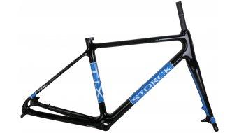 Storck T.I.X. PRO G1 Cyclocrosser Rahmenkit black/blue Mod. 2017